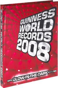 Guinness dei Primati 2008