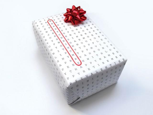 Carta regalo universale