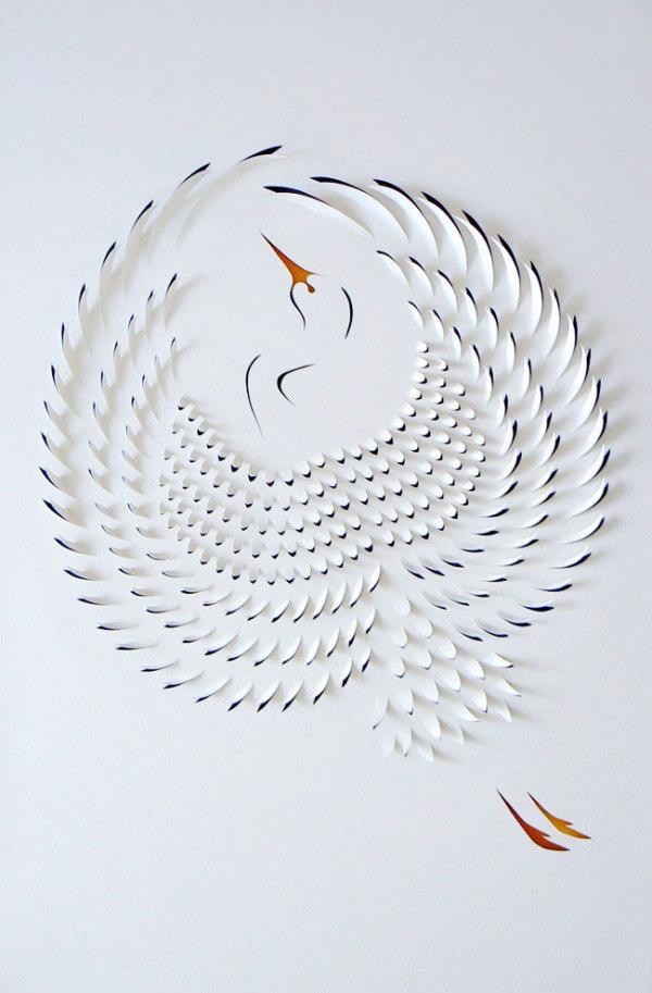 Paper Art by Lisa Rodden