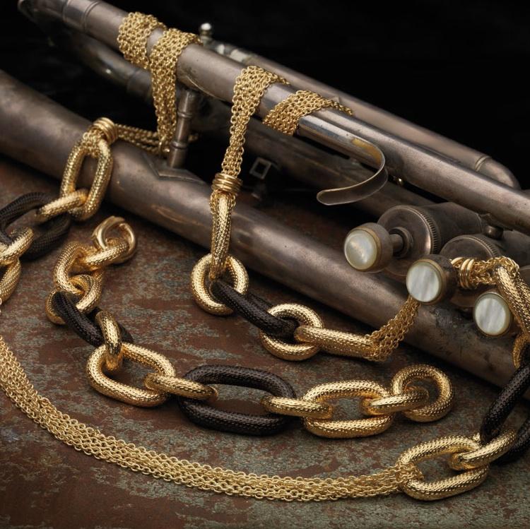 Ricercatezza e innovazione nei gioielli Passavinti
