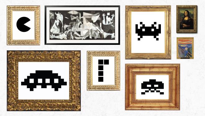 Videogiochi al Museo