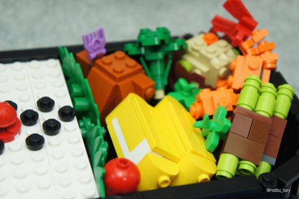 Mattoni lego - Nobu Tary